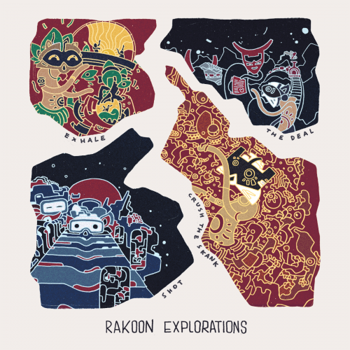 RAKOON – EXPLORATIONS